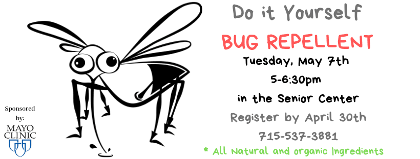 Do it Yourself BUG REPELLENT (1)